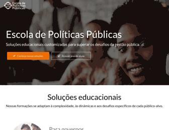 ep.org.br screenshot