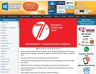 idcopy.net screenshot