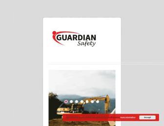 guardiansafetytraining.ie screenshot