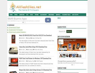 allflashfiles.net screenshot