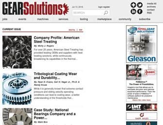 gearsolutions.com screenshot