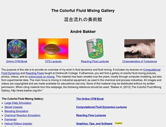 bakker.org screenshot