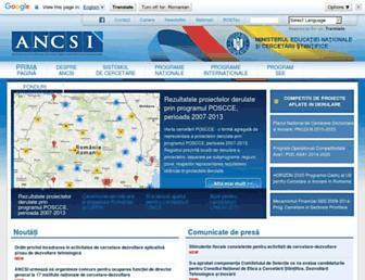 ancs.ro screenshot