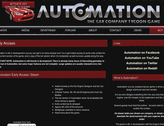 automationgame.com screenshot