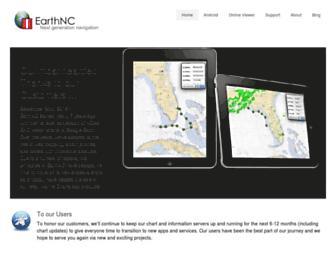earthnc.com screenshot