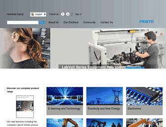 labvolt.com screenshot