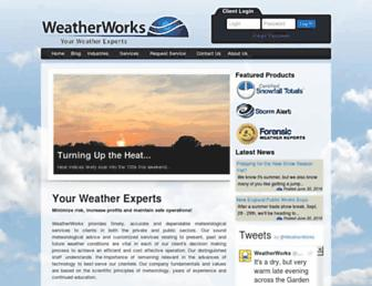 weatherworksinc.com screenshot