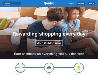 Thumbshot of Quidco.com