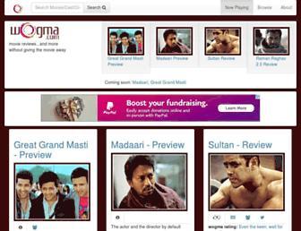 wogma.com screenshot
