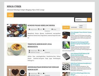 ninjacyber.blogspot.com screenshot