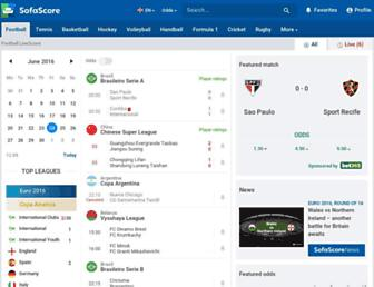 sofascore.com screenshot