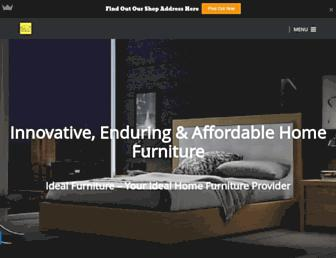 idealfurniture.com.my screenshot