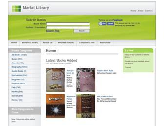 marfat.com screenshot