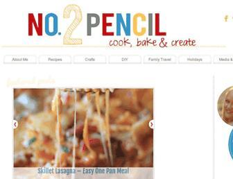 Thumbshot of Number-2-pencil.com