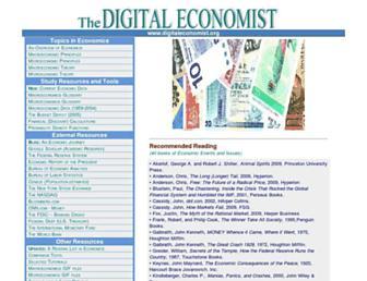digitaleconomist.org screenshot