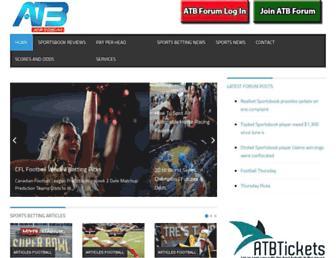 Thumbshot of Atbforum.com