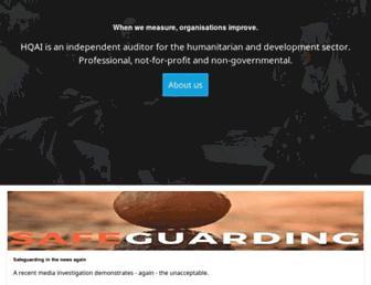 hqai.org screenshot