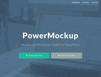 powermockup.com screenshot