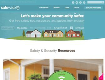 safewise.com screenshot