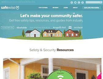 safewise.com screenshot