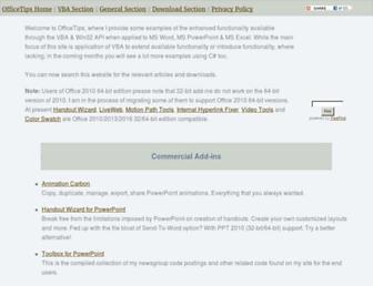 skp.mvps.org screenshot