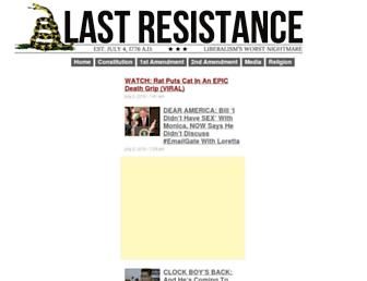Thumbshot of Lastresistance.com