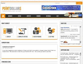Thumbshot of Pointdollars.com