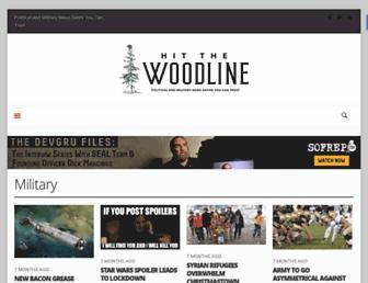 Thumbshot of Hitthewoodline.com