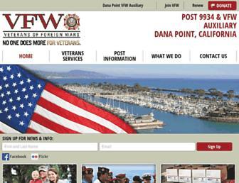 vfwpost9934.org screenshot
