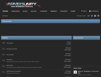 armedunity.com screenshot