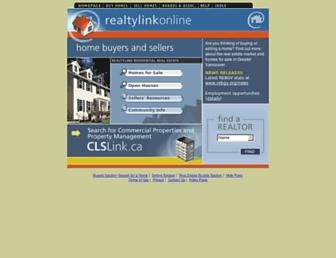 Thumbshot of Realtylink.org