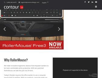 contour-design.co.uk screenshot
