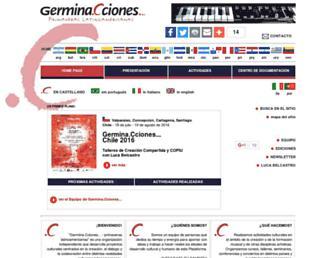 Thumbshot of Germinaciones.org
