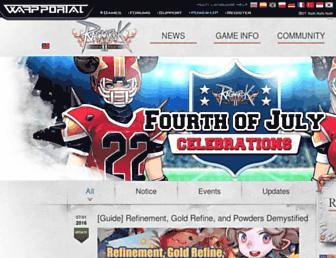 playragnarok2.com screenshot
