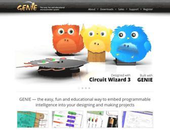 genieonline.com screenshot