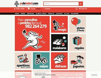 Thumbshot of Asdetrebol.com