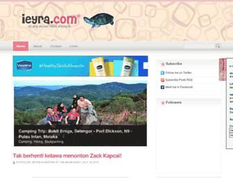 ieyra.com screenshot