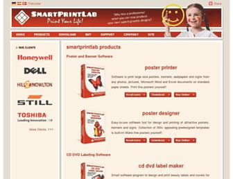 smartprintlab.com screenshot