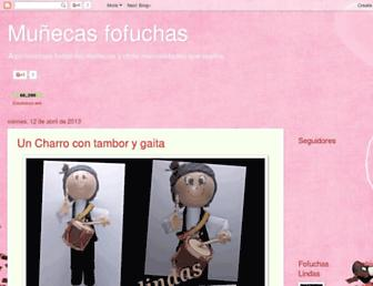 bellisimasfofuchas.blogspot.com screenshot