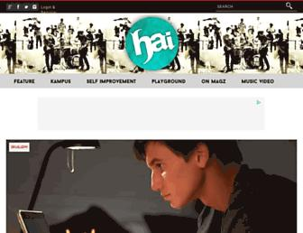 Thumbshot of Hai-online.com