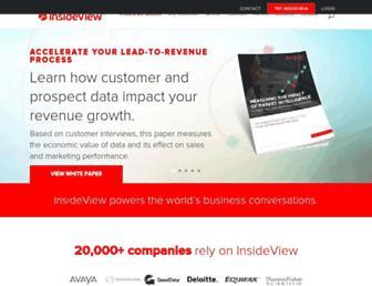 Thumbshot of Insideview.com