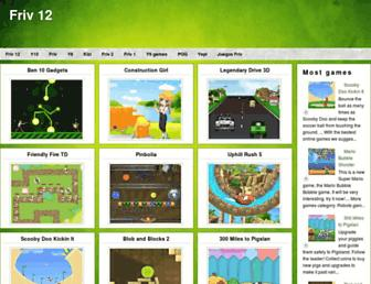 friv-12.blogspot.com screenshot
