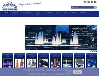 saferain.com screenshot