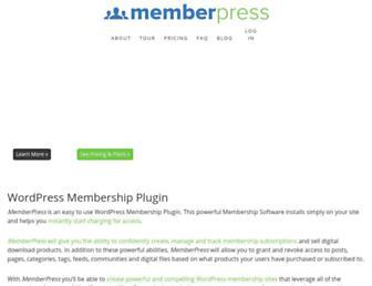 memberpress.com screenshot