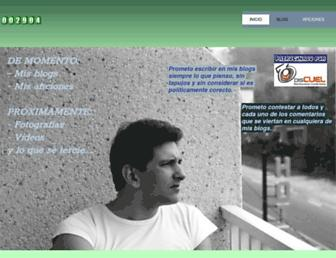 jdeelena.es screenshot