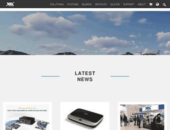 viatech.com screenshot