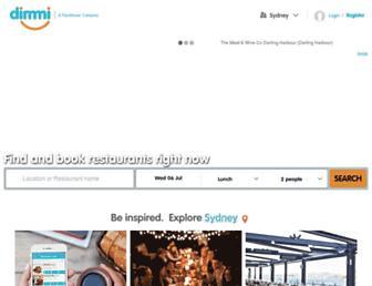 Thumbshot of Dimmi.com.au