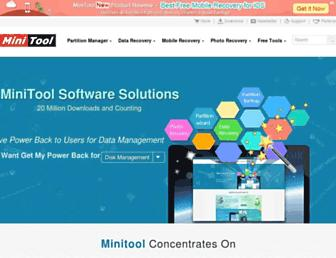 minitool.com screenshot