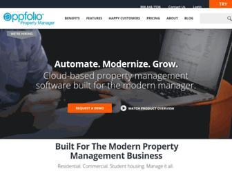Thumbshot of Appfolio.com