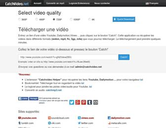 Thumbshot of Catchvideo.net